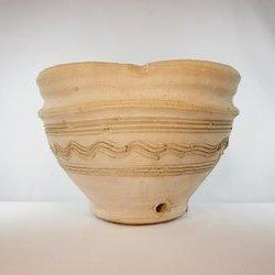 Donice ceramiczne w stylu boho, afrykańskim.